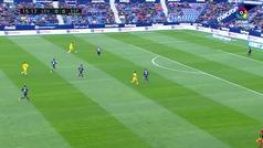 Gol de Oro (J33). Gol de Borja Iglesias (0-1) en el Levante 2-2 Espanyol