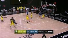 Breanna Stewart en pleno apogeo: de un año en blanco a la final de la WNBA