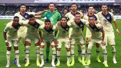 Alineación del América contra Cruz Azul en la final de Ida del Apertura 2018