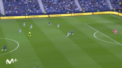Gol de Havertz (0-1) en el Manchester City 0-1 Chelsea