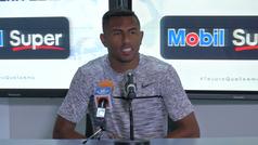 """Sousa: """"Quiero que el equipo sobresalga arriba de mí o de cualquier individualidad"""""""