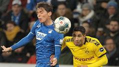 Los goles del Borussia Dortmund 2-1 Hoffenheim