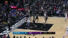 El radar infinito de Luka Doncic: su mejor show pasador en la NBA