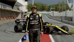 Lo mejor del test de Alonso