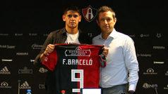 "Facundo Barceló: ""Vengo a un equipo con mucho prestigio"""