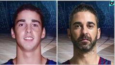 La asombrosa transformación de Navarro a lo largo de 20 años