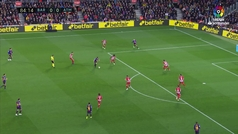 Gol de Oro (J31): Gol de Luis Suárez (1-0) en el Barcelona 2-0 Atlético
