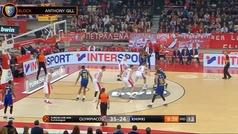 El madridista Deck posteriza al nuevo prodigio del baloncesto europeo