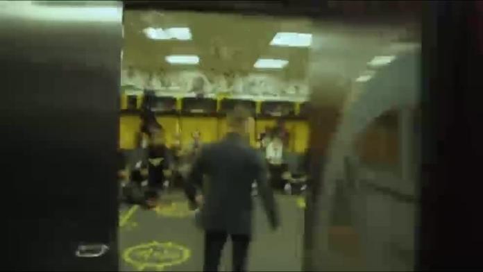La Descontrolada Charla Motivacional De Conor Mcgregor A Los Boston Bruins De La Nhl