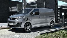 Peugeot e-Expert: con Visiopark y puertas deslizantes automáticas