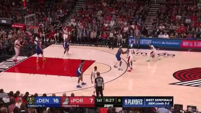 NBA: Portland y Philadelphia fuerzan el séptimo partido
