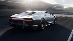 Aún más espectacular: así es el Bugatti Chiron Super Sport