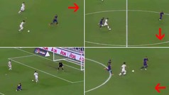 ¡Tremendo Asensio! Carrerón de 60 metros para finalizar un contra letal del Real Madrid