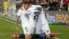 Copa del Rey (octavos, vuelta): Resumen y goles del Valencia 3-0 Sporting