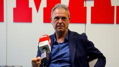 """Joaquín Caparrós, un armenio de Utrera: """"Mis jugadores hacen sonreír a un país que estaba triste"""""""