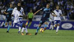 LaLiga 123 (J13): Resumen del Tenerife 0 - 0 Albacete