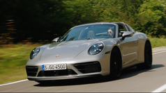 Los nuevos modelos Porsche 911 GTS
