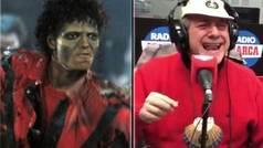 Luixy Toledo demuestra en Radio MARCA que Michael Jackson le plagió el 'Thriller'