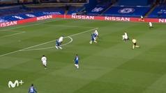 Gol de Werner (1-0) en el Chelsea 2-0 Real Madrid