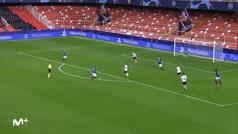 Gol de Ilicic (3-3) en el Valencia 3-4 Atalanta