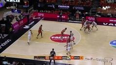 Liga ACB: Resumen Valencia 85-67 Real Madrid