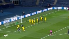 Gol de Neymar (1-0) en el PSG 2-0 Dortmund