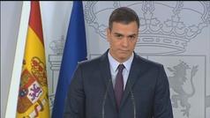 Pedro Sánchez convoca Elecciones Generales el próximo 28 de abril
