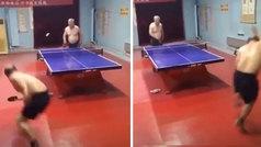 El punto de ping-pong entre dos 'veteranos' que te hará pensar: ¿trabajo duro o talento?