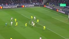 Ter Stegen y el larguero salvaron al Barça de un susto grande en Lyon