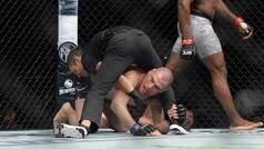 Caín Velásquez cae ante Francis Ngannou en 26 segundos de combate
