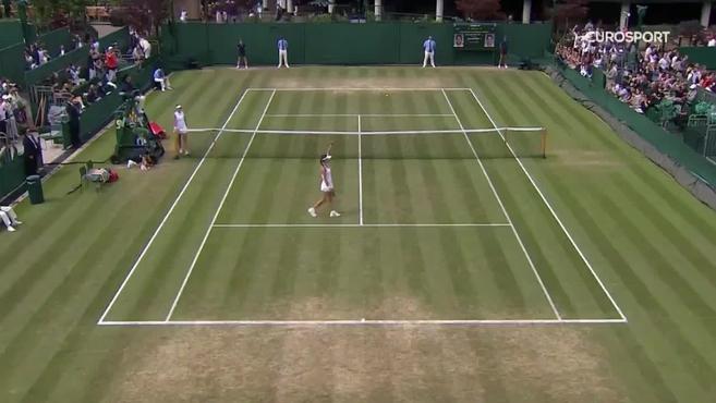 Wimbledon 2021: Tomljanovic accused Ostapenko of faking injury in Wimbledon row