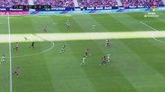 Gol de Correa (1-0) en el Atlético 1-0 Betis