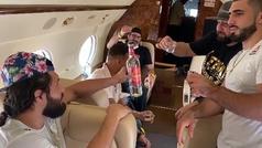 """Masvidal,que recurre al tequila para olvidar su derrota, lo tiene claro: """"Salud para ganar dinero"""""""