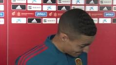 """Rodrigo: """"No fuimos capaces de aprovechar las ocasiones"""""""