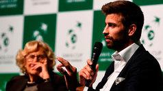 "Manuela Carmena a Piqué: ""Te queremos Gerard, sigue soñando"""