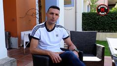 """Lionel Scaloni: """"Ganar la Copa no es obligación, ya nos dimos muchos palos..."""""""
