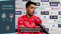 """Luis Suárez: """"Somos conscientes de que tenemos que dar un poquito más"""""""