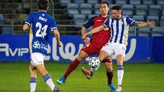 Copa del Rey (1/16): Resumen y goles del Recreativo 2-3 Osasuna