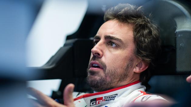 """Alonso, tras la clasificación de Le Mans: """"Confío en que iremos mejor en carrera"""""""