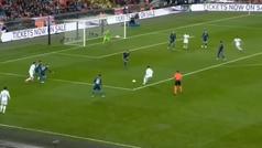 La maravilla de Lingard en Wembley ante Estados Unidos