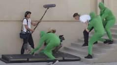 Los engaños al grabar trucos imposibles en los vídeos de skate, al descubierto