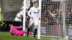 Europa League (1/16, vuelta): Resumen y gol del Valencia 1-0 Celtic