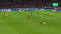 Gol de Mané (0-1) en el Bayern 1-3 Liverpool