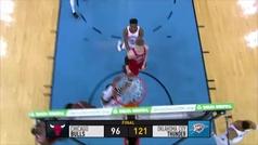 Thunder 121-96 Bulls