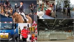 IFEMA Madrid Horse Week anima a colaborar en la lucha contra el coronavirus