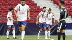 LaLiga 123 (J13): Resumen y goles del Rayo Majadahonda 2-0 Almería