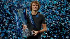 Los Números Mandan: Zverev contra otras leyendas del tenis a los 21 años