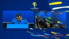 """¡A Brasil le anulan dos goles """"por culpa"""" de Firmino!"""