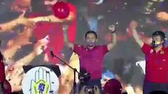 El boxeador Manny Pacquiao luchará por la presidencia de Filipinas en 2022