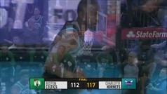 Hornets 117-112 Celtics